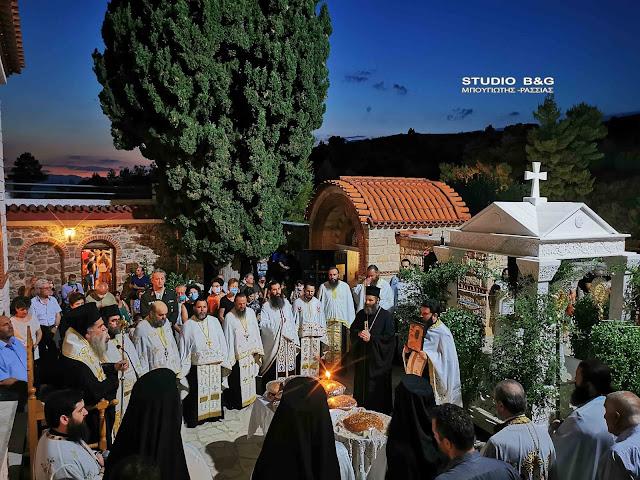 Η Αργολίδα γιορτάζει τον προστάτης της Άγιο Θεοδόσιο (βίντεο)