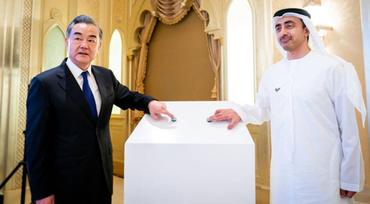 """الإمارات تصنّع لقاح """"سينوفارم"""" الصيني"""