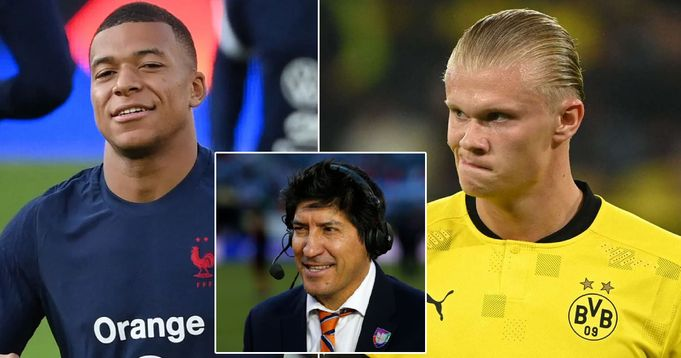 'Mbappe is much more complete than Haaland': Former Real Madrid striker