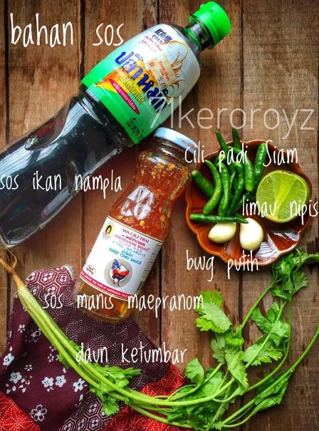 resepi popia vietnam mudah dan sedap