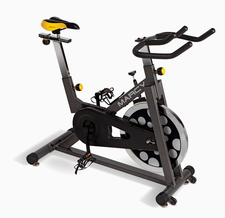 Exercise Bike Zone: Marcy Club Revolution XJ3210 / XJ7038