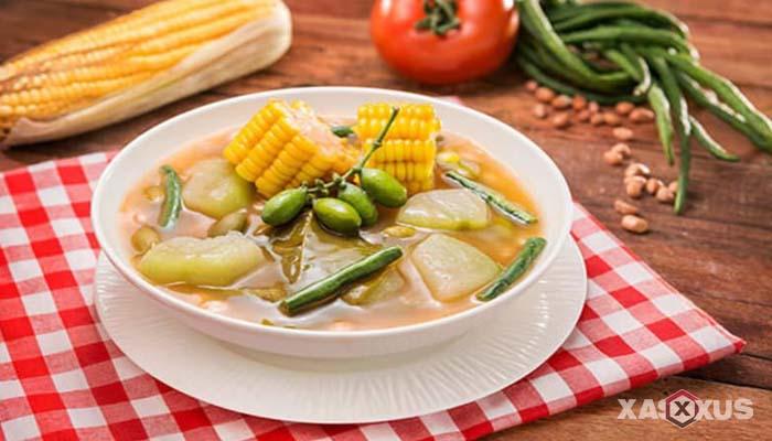 Resep cara membuat sayur asem Sunda
