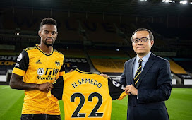 Wolves complete '£37m' signing of Portuguese right-back, Nelson Semedo from Barcelona