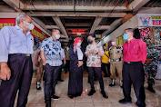 Usai Dilantik Jadi Wali Kota Surakarta, Gibran Pilih Pasar Gede Untuk Blusukan