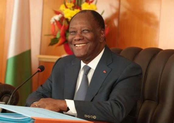 ساحل العاج: استثمر الحسن واتارا لفترة جديدة مدتها 5 سنوات