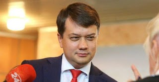 Разумков покине пост глави партії «Слуга народу»: офіційна заява