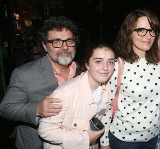 Alice Zenobia Richmond with her parents Tiny & Jeff