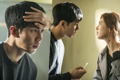 """Lee Seung Gi dan Bae Suzy lakukan adegan Romantis lagi di """"Vagabond"""""""