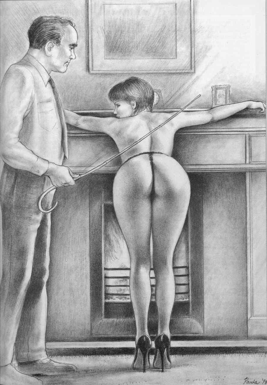 An erotic spanking ariel anderssen studio