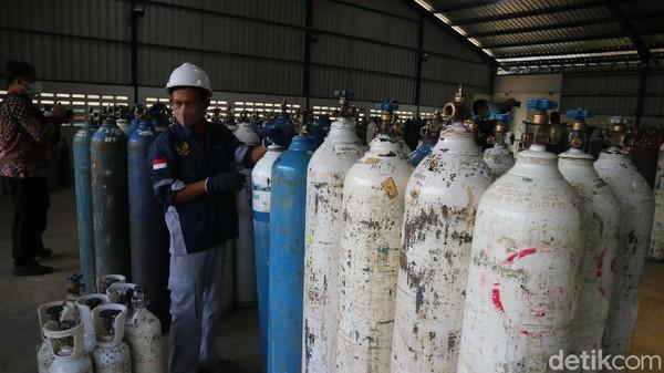 Media Asing Sorot Krisis Tabung Oksigen di Indonesia Saat Corona Mengganas