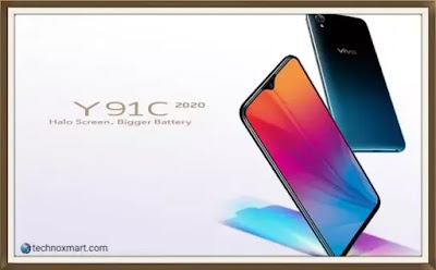 Vivo Y91C 2020 Propelled With Helio P22 SoC, Waterdrop-Style Show: Cost, Specs, More