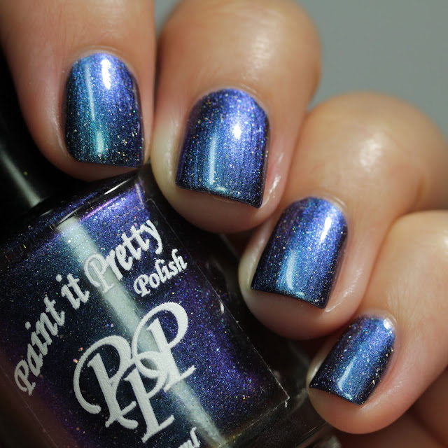 Paint It Pretty Polish Life's Not Fair swatch by Streets Ahead Style