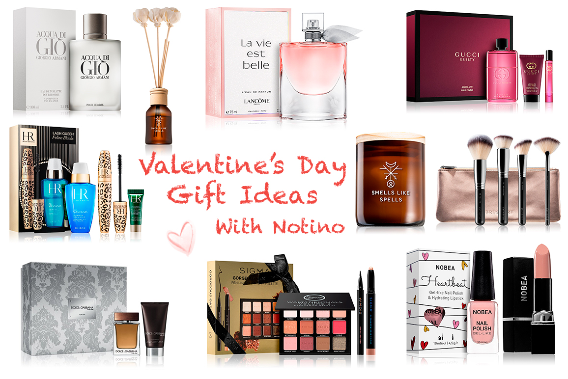 Valentines Day Gifts Ideas With Notino