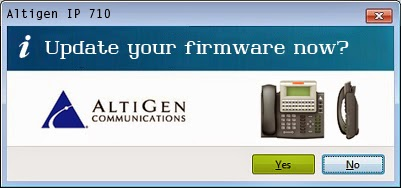 How To Update the Firmware On Your Altigen IP 710 | Dotcom Computers