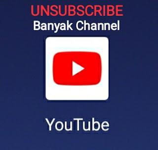 Cara Praktis dan Cepat Unsubscribe Banyak Channel Youtube di HP Anda