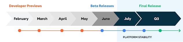 Android 11 Beta Update! Roadmap -MergeZone