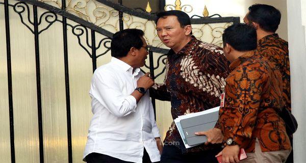 Keberadaannya di Pertamina Sama Seperti Tiada, Ahok Diminta Pulang Kampung ke Belitung