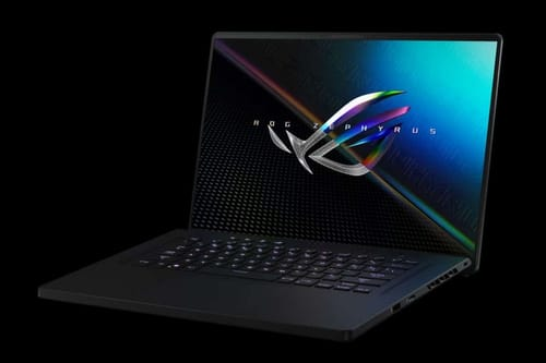 Asus launches Zephyrus M16 with Tiger Lake H-Chip