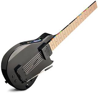 guitarra electrica midi