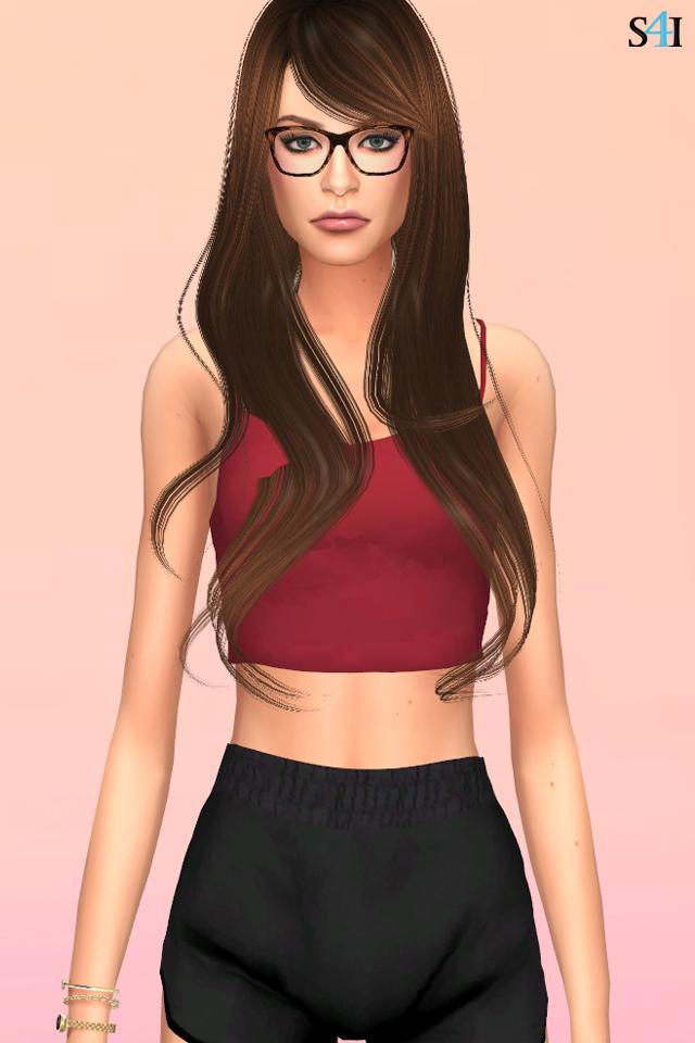 Kimmy granger sims 4 character
