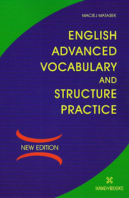 English Advanced Vocabulary And Structure Practice KEY