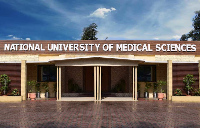 National University of Medical Sciences Rawalpindi