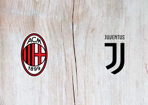 Milan vs Juventus Full Match & Highlights 07 July 2020