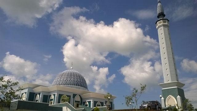 Masjid Raya Dompak
