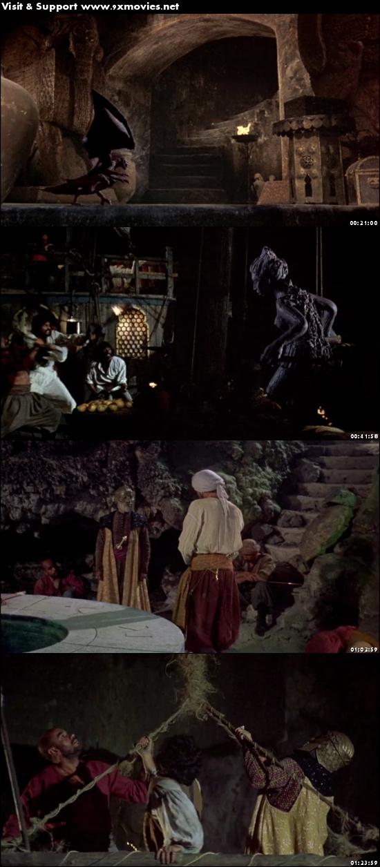 The Golden Voyage Of Sinbad 1973 Dual Audio Hindi 720p BluRay