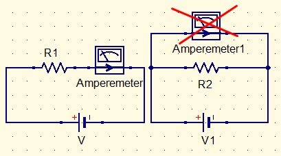 Cara Mengukur Arus Menggunakan Amperemeter