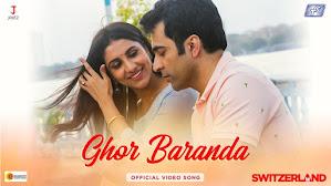 Ghor Baranda Song Lyrics By Ishan Mitra