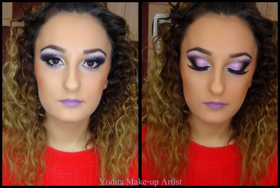 Make Up Artist Yudita Machiaj De Searanuntidiferite Ocazii Arad