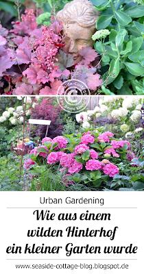 Urban Gardening Hinterhofidylle Gartentipps Gartengestaltung