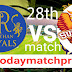 Today IPL Match Prediction-Rajasthan Royals vs Sunrisers Hyderabad-T20 2021-28th Match-Who Will Win Today!