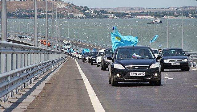 """В нацсовете при Путине ответили Чубарову на """"Марш достоинства"""" в Крым"""