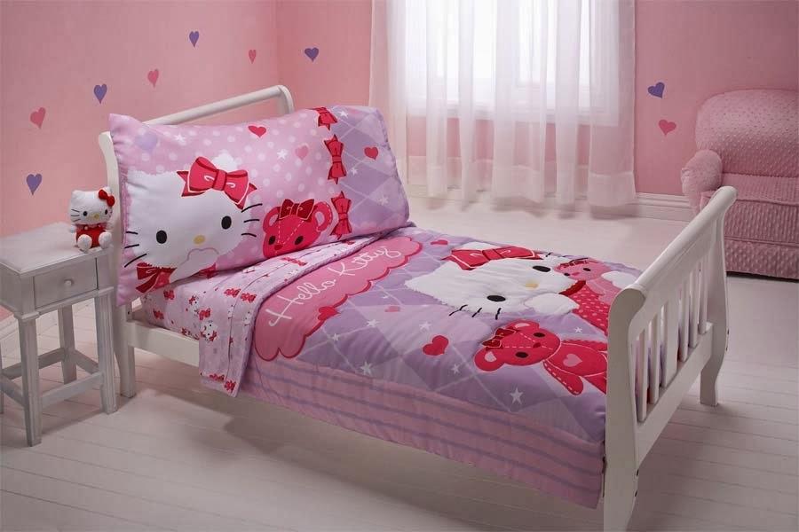 Gambar Desain Kamar Hello Kitty ~ Gambar Rumah Idaman