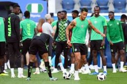 Names Of 19 Super Eagles Players In Camp For AFCON Qualifiers