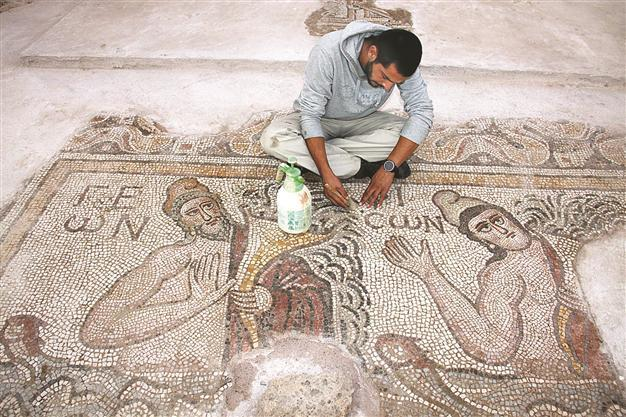 Excavations at ancient city of Hadrianopolis in northern Turkey restarted