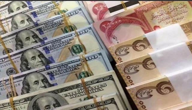 أسعار صرف الدولار في السوق العراقية اليوم