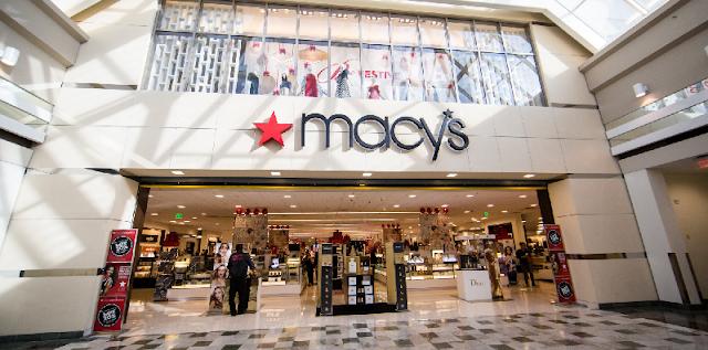Roupa barata nas lojas de departamento em Miami