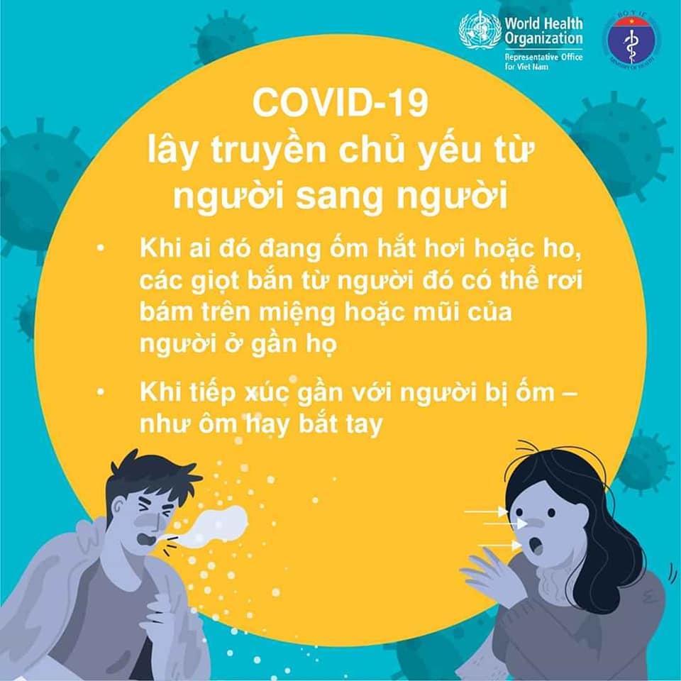 Giảm nguy cơ lây nhiễm COVID-19 bằng cách nào?