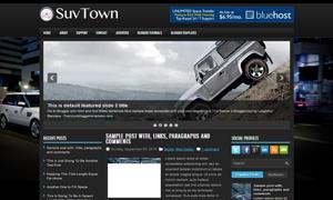 SuvTown-Blogger-Template