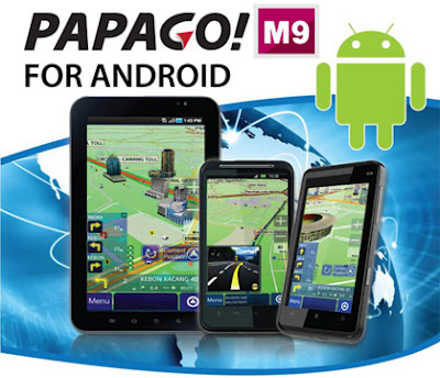 Papago android apk cracked