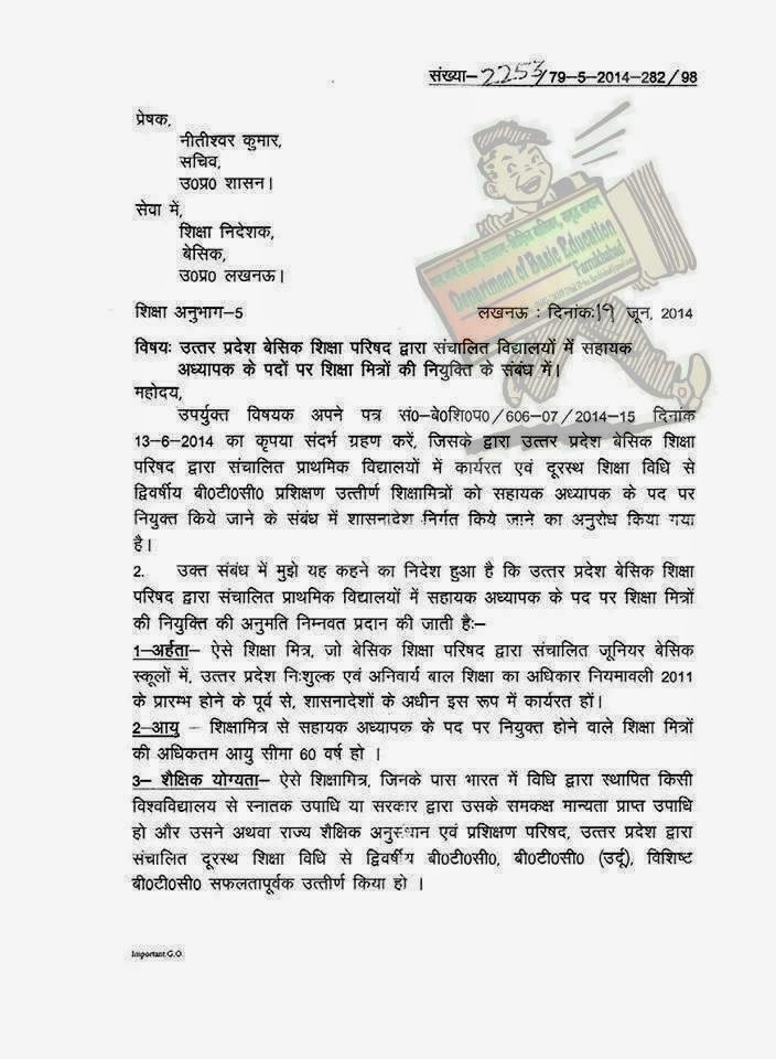 1.85 Lakh Assistant Teacher Vacancy for Primary School of