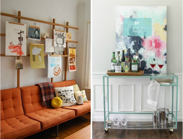 Ikea Kasten Woonkamer : Sophiesweetvintage ikea hacks voor de woonkamer retro stijl