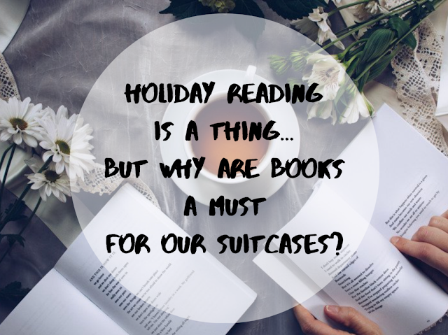 Why keep books for reading during holiday!