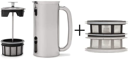 ESPRO P7 Double Walled Vacuum Coffee French Press