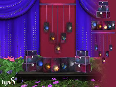 Shubby DIY decor set Шебби DIY набор декора для The Sims 4 Письмо ручной работы и винтажные чемоданы, переоборудованные в стильное украшение для вашего дома. Выпускается в четырех стилях: парижский, винтажный, романтический и галактический. Автор: soloriya