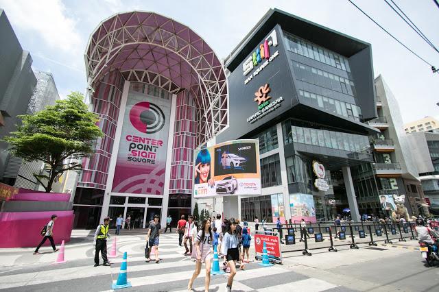Siam center-Bangkok