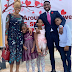 Beautiful photo of Timi Dakolo and his family.